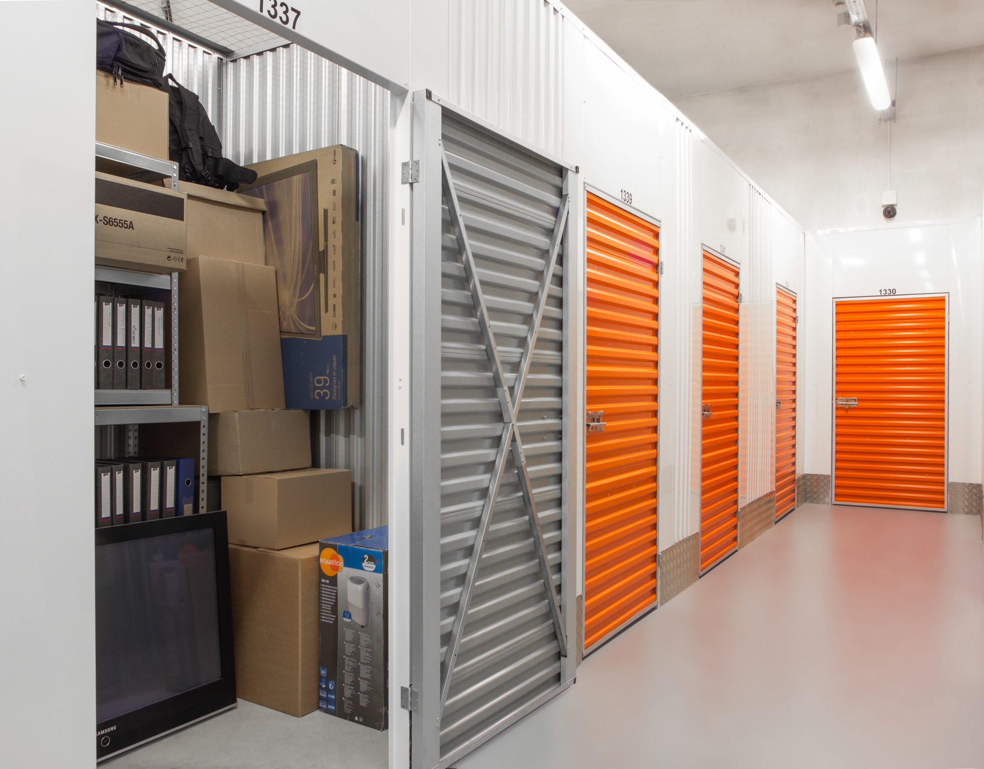 Stokado trasteros Self Storage España SDS